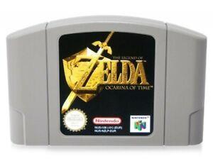 N64-Nintendo-64-Jeu-The-Legend-of-Zelda-Ocarina-of-Time-Module