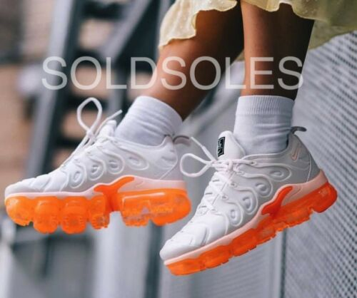 Nike Plus Vapormax Nike Orange Vapormax Cream pfqpFZ