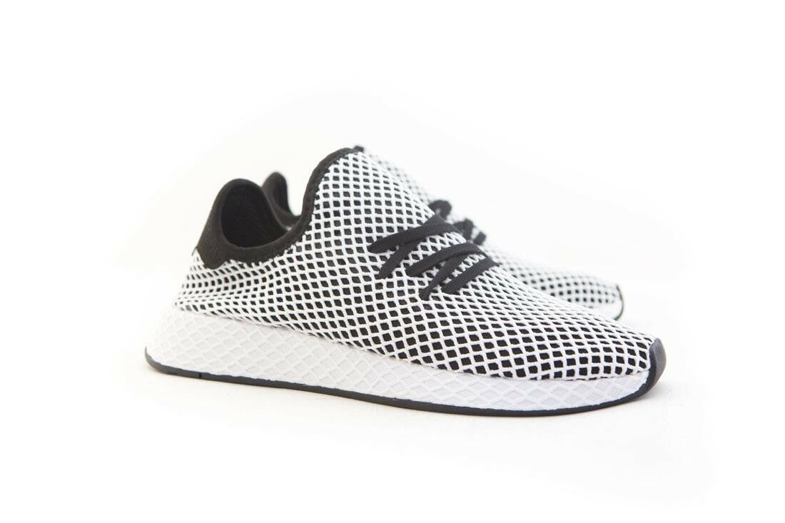 CQ2626 adidas men deerupt runner black  core black  footwear white
