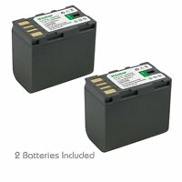 2x Kastar Battery For Jvc Bn-vf823 Gs-td1 Gy-hm70u Gy-hm100u Gy-hm150u Gz-hmz1u