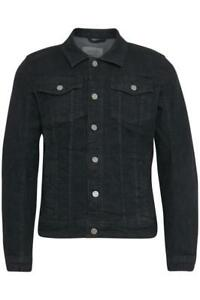 Blend-Uomo-Giacca-Jeans-Giacca-REGULAR-FIT-JACKET-NERO-S-M-L-XL-XXL-Nuovo