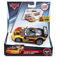 Disney Pixar Cars 1:43 Scale Power Turners MIGUEL CAMINO Pullback Vehicle (DHN02