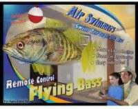 Air Swimmers Remote Control Flying Bass