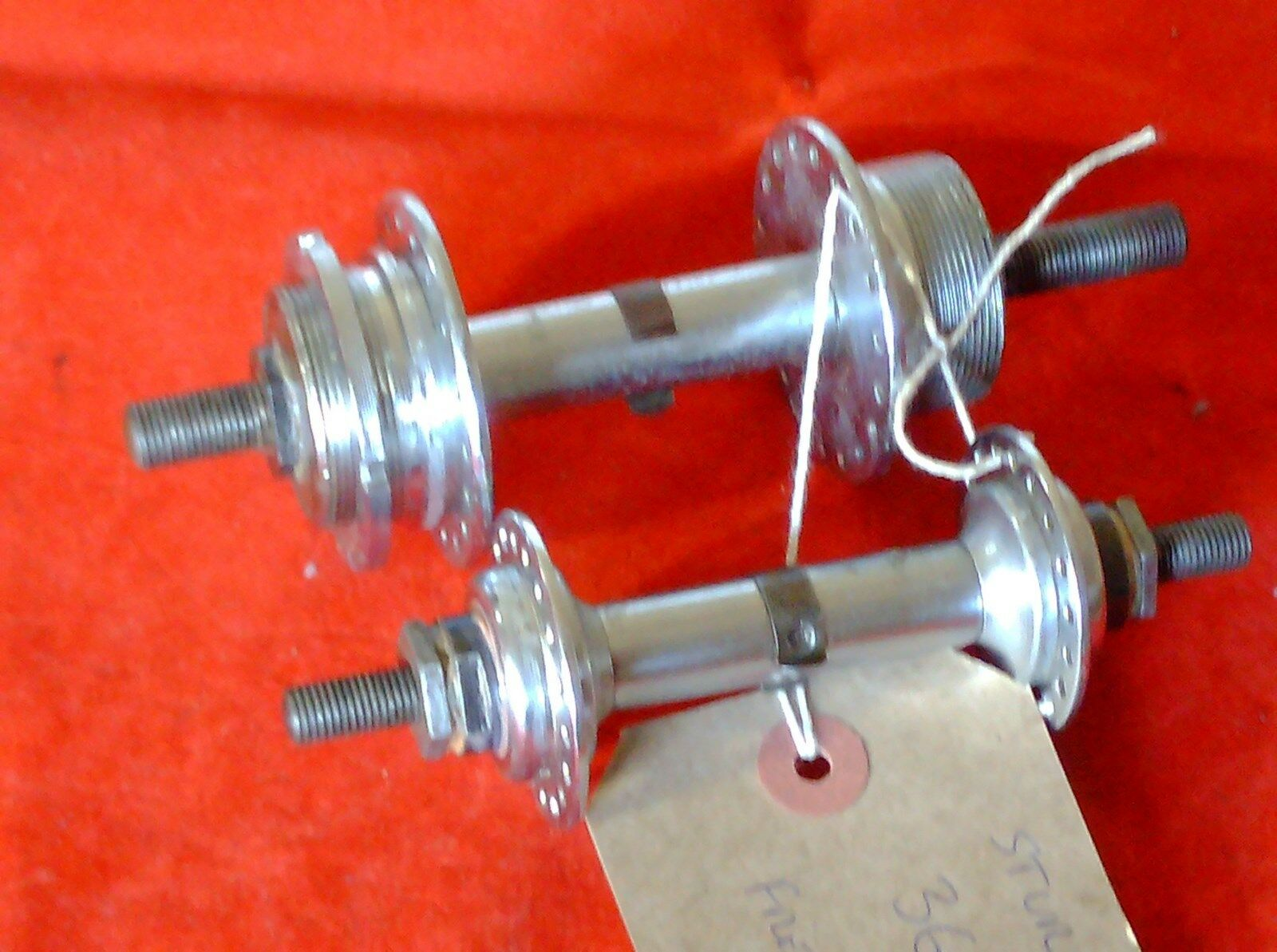 STURMEY ARCHER  36  HOLE HUBS  the best selection of