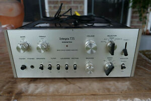 Vintage-Onkyo-Integra-725-Solid-State-Stereo-Amplifier-Made-in-Japan-getestet