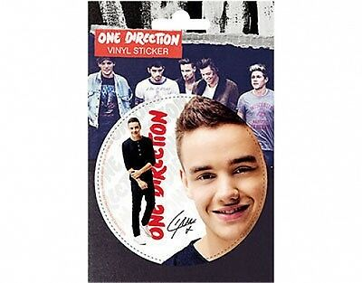 ONE DIRECTION liam 2013 circular VINYL STICKER official licensed merchandise 1D