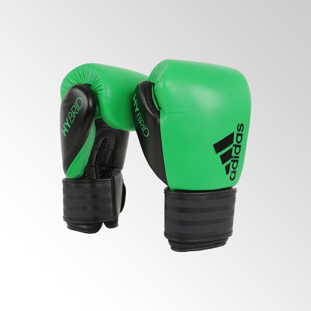Hybrid 200, adidas Boxhandschuhe, mit Klettverschl., Boxen, Kickboxen, Muay Thai