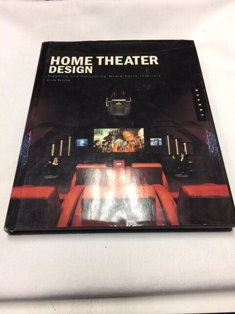 Home Theater Design : Planning and Decorating Media-Savvy Interiors by Krissy Rushing (2004, Hardcover) | eBay