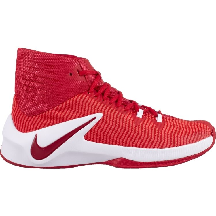 Men's Nike Zoom Clear Out UNIVERSITY RED UNIV. RED CRIMSON 844372-666 Sz 12.5