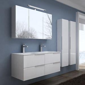 Details Zu Design Badmobel Badezimmermobel Badezimmer Waschbecken Waschtisch Paestum1200