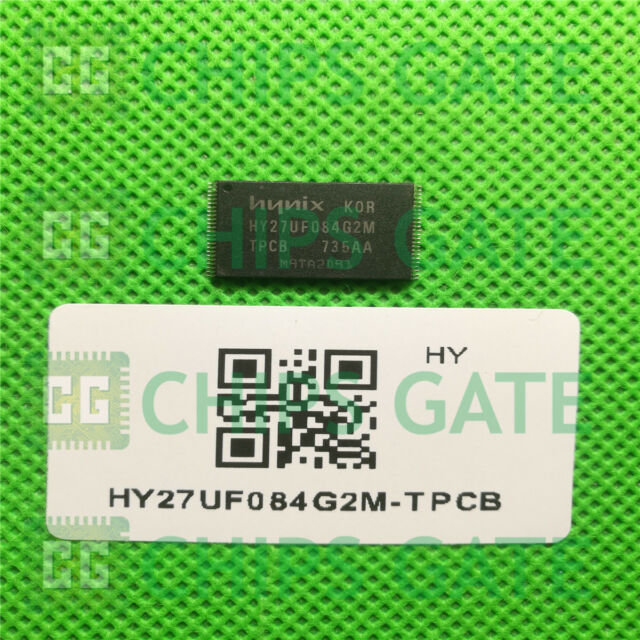 512Mx8bit NAND Flash New 1 PCS HY27UF084G2B-TPCB HYNIX TSSOP48 4Gbit