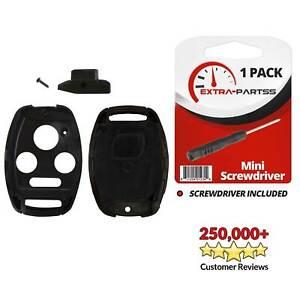 For 2006 2007 2008 2009 2010 Honda Civic EX Remote Key Fob Uncut Shell Case