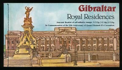 170531 Briefmarken Europa Gibraltar Markenheft Nr.3** Königsschlösser Kaufen Sie Immer Gut