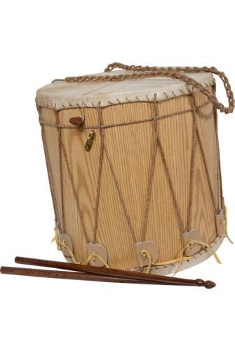 "Muzikkon Medieval Trommel Muzikkon Medieval Drum 13/""x13/"""