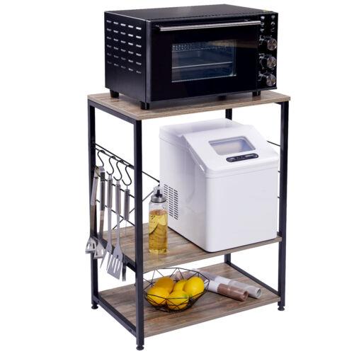 Étagère micro-ondes Support Boulanger étagère étagère De Cuisine budgétaire étagère rgb9309dc