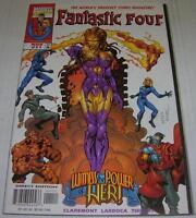 FANTASTIC FOUR #11 (Marvel Comics 1998) 1st app KISMET as AYESHA / HER (VF-)