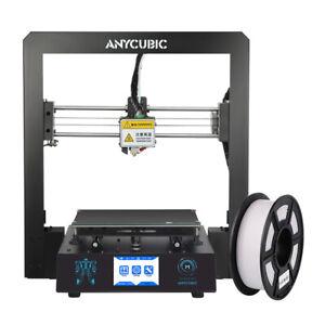 ANYCUBIC I3 Mega 3D Drucker Kit mit größerem Druckbereich und 3,5'' TFT PLA ABS