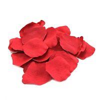 Silk Rose Petals 200 Pack Assorted Colors (new)