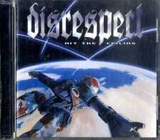 DISRESPECT Hit the Ceiling CD EXCELLENT