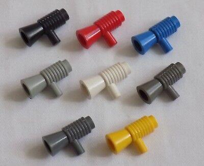 LEGO Parts~ Utensil Loudhailer //Megaphone// SW Blaster 4349 LT GRAY Minifig 2