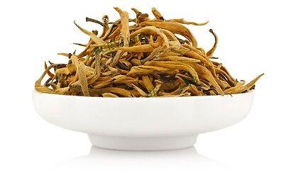Nonpareil Yunnan Golden Bud Dian Hong Gongfu Black Tea * Free Shipping