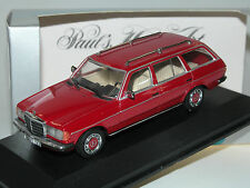 Mercedes-Benz 200 T BREAK (W123) 1975 Minichamps [430 032210]