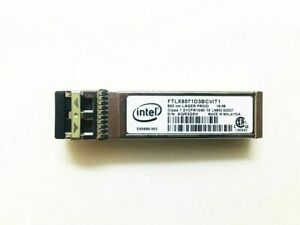Intel FTLX8571D3BCVIT1, E65689-003 10GBase-SR 850nm SFP+ Transceiver