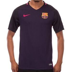 buy popular 7824a b0383 Details about Nike Mens FC Barcelona Stadium Jersey-PURPLE DYNASTY (2XL)