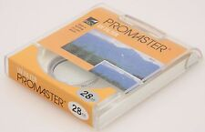 Promaster 28mm UV filter, new old stock #23837