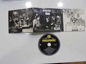The Beatles Europa-Cd Revolver 2009 Klappcover