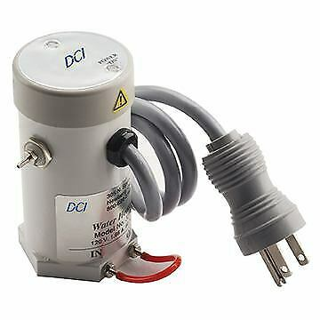 DCI Dental Syringe Water Heater Warmer 3211 w/ Auto Air Actuated On/Off 120V