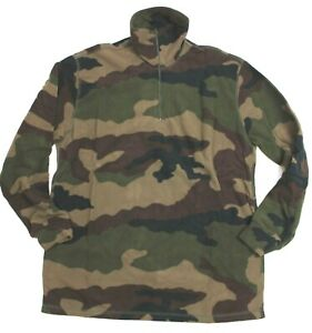 TSHIRT CCE WOODLAND CAMO FRENCH ARMY STYLE COMBAT T SHIRT