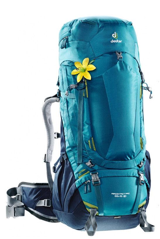 Zaino trekking Deuter AIRCONTACT  65+15 lt PRO SL - 3353
