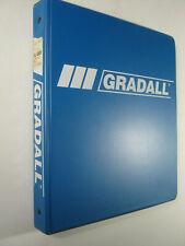 Gradall Xl 4200 Combined Parts Manual Xl4200 Factory Oem