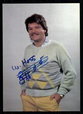 Walter Hess Autogrammkarte Original Signiert## BC 31706