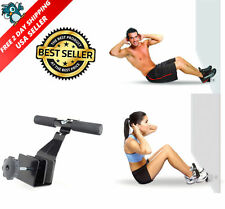 Cap Barbell Doorway Sit Up Bar Exercise Body Muscle Strength Fitness Weight New