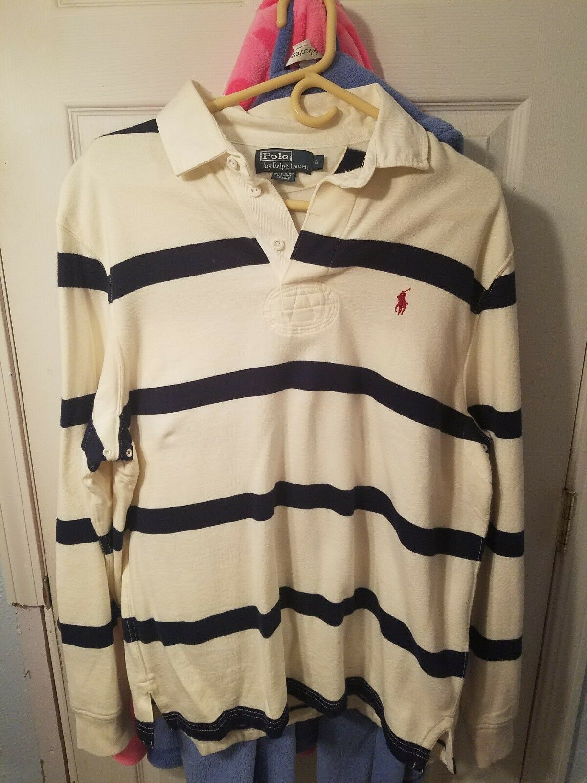 Polo Ralph Lauren Long Sleeve Polo Large
