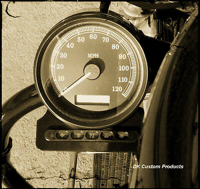 Kawasaki 77-78 KZ400 Speedometer Cover 25012-026 NOS