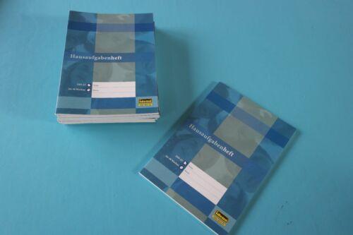 10 x IDENA Hausaufgabenheft Hausaufgaben Heft A 5  48 Wochen  Versandkostenfrei