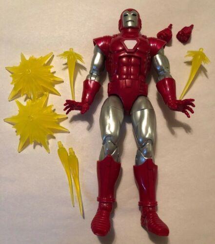 Marvel Legends Walgreens EXCLUSIVE Iron Man Silver Centurion 6 in Action Figure environ 15.24 cm