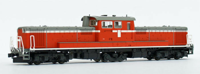 Kato 1-701 JR Diesel Locomotive DD51 Late Stage for Cold Regions (HO scale)