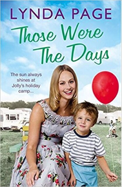 Those Were the Days by Lynda Page (Paperback)
