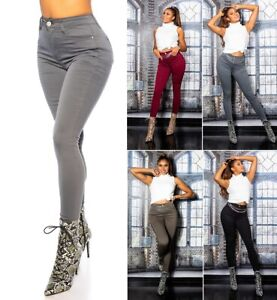 Jeans High Waist Ladies Skinny Jeans