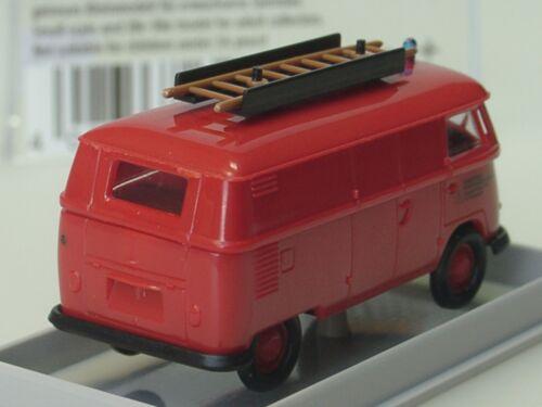 32680-1:87 Brekina VW T1 Feuerwehr FAHR Kasten Gottmadingen