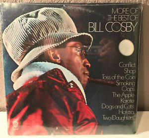 BILL-COSBY-More-Of-The-Best-Of-12-034-Vinyl-Record-LP-SEALED
