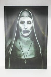 The-Conjuring-Nun-Valak-Large-Wall-Hanging-Printed-Canvas-Picture-32x46-5-034-NEW
