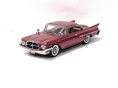 CONQUEST 1960 CHRYSLER 300F 2D HARDTOP TERRACOTTA CON 53