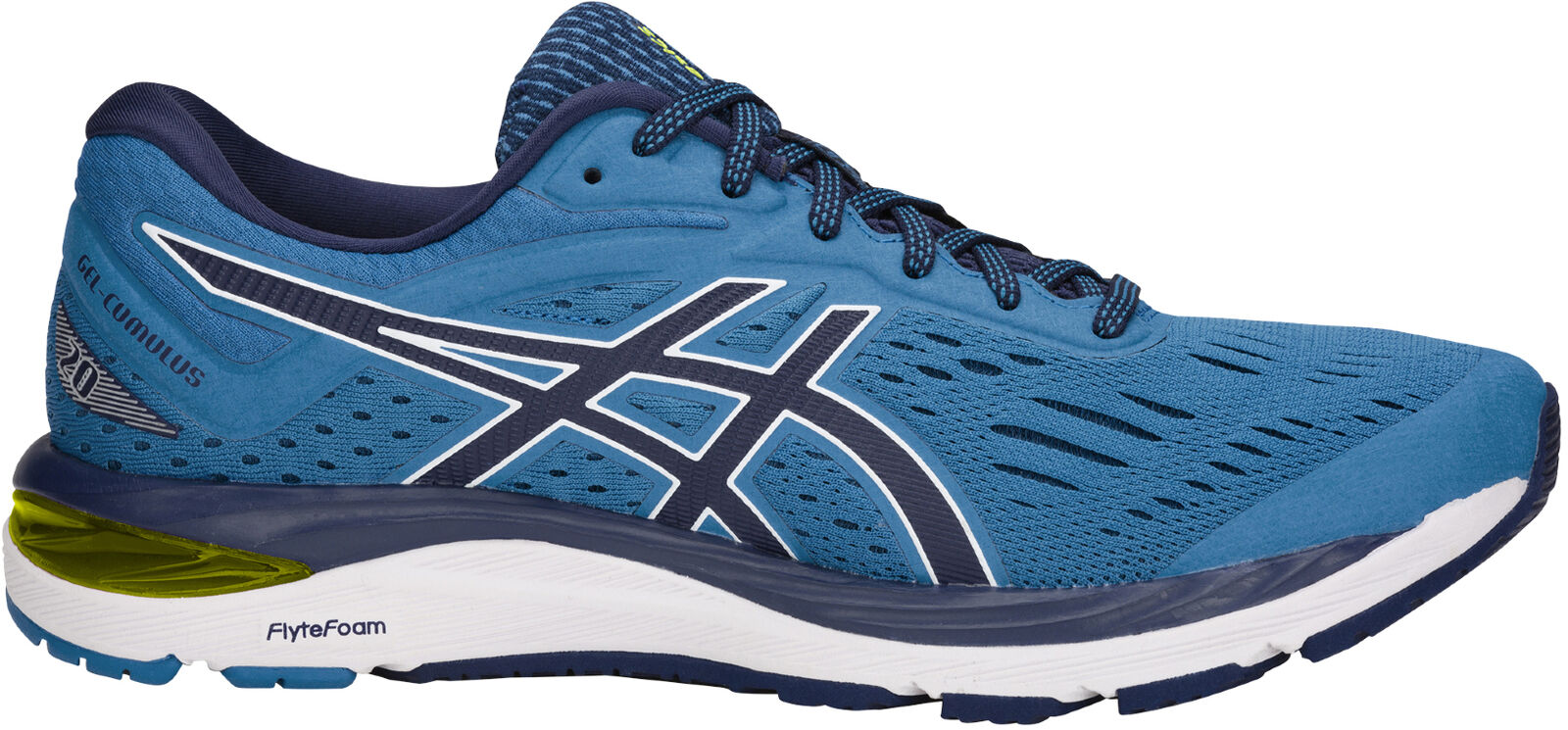 Asics Gel Cumulus 20 Mens Running shoes bluee Cushioned Trainers Sports Sneakers