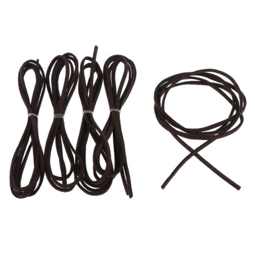 Wholesale 1.1 yard 3mm Faux Suede Leather String Jewelry Making Thread DIY