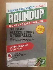 Roundup Désherbant Rapide Concentré, 400 ML